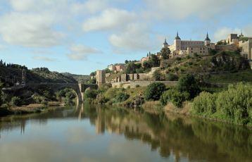 """Toledo, die sogenannte """"Stadt der drei Kulturen""""."""