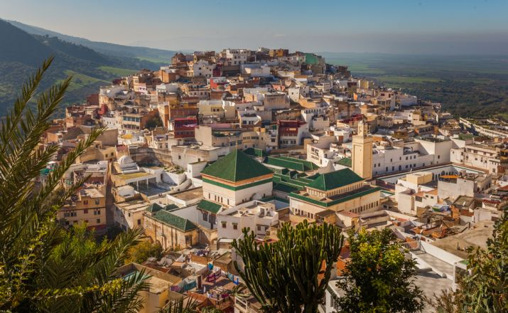 Königsstädte und Atlas 8 Tage Dein Marokko 1