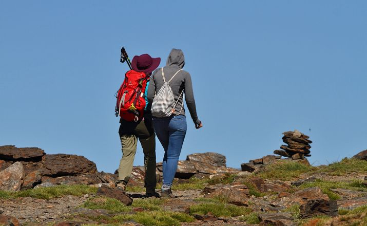 Andalusien - Gipfelhopping im Sierra Nevada Nationalpark Abanico Individuell Reisen 1