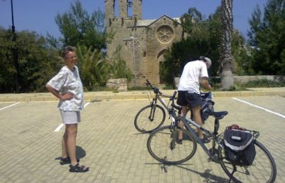 Radreise (Nord-) Zypern