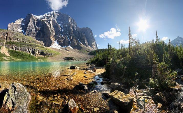 Kanada - Western Wonders Feuer und Eis Touristik 1