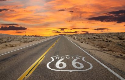 USA - Route 66 - Amerika's Mutter aller Straßen