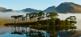 Connemara Derryclare Lake und Twelve Bens