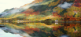 Herbstidylle am See