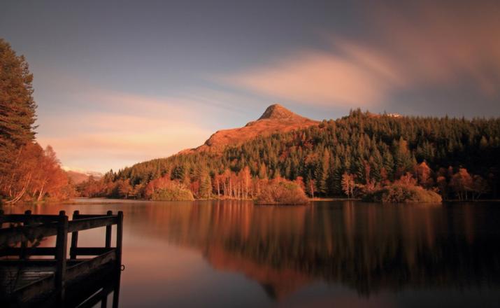 Schottland Indian Summer - Herbstreise Mietwagen ZeitRäume Reisen Individual 1