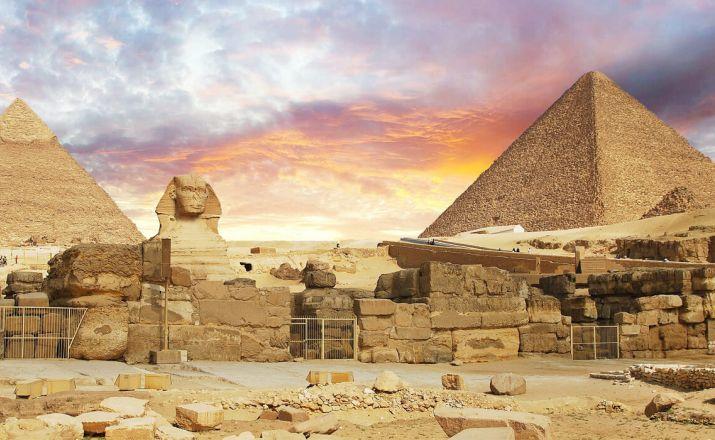 Ägypten Luxusreise an Bord der Sanctuary Nile Memphis Tours 1