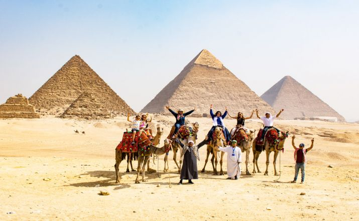 Kairo und Nebyt Dahabiya: 9 Tage Ägypten Luxusreise Memphis Tours 1