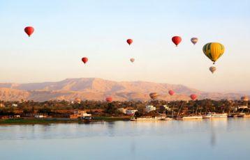 Ägypten Kreuzfahrten 8 Tage ab 1.095 €