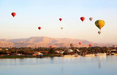 8 Tage Nilkreuzfahrt ab Luxor