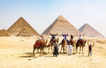 Ägypten Segelreisen 8 Tage ab 1.770 €