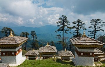 Bhutan Privatreisen 11 Tage ab 2.690 €