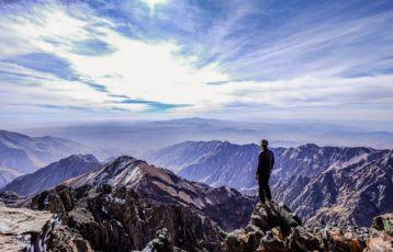 Marokko Trekking-Tour im Atlasgebirge