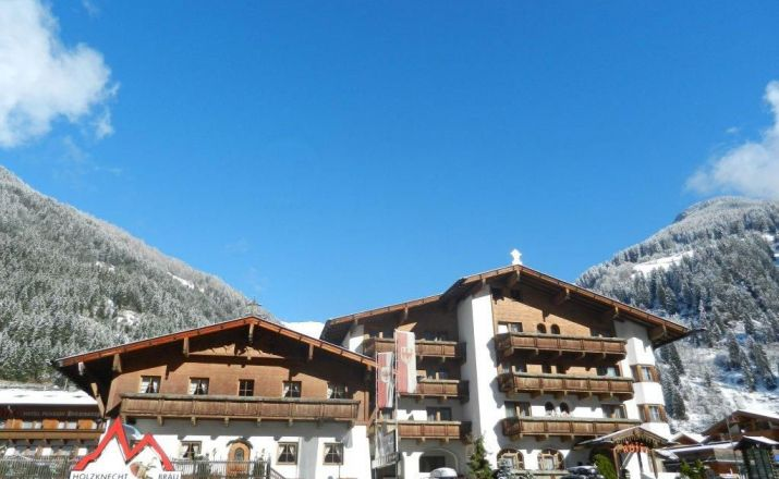 Skiurlaub im Skihotel Stubaital elan sportreisen 1