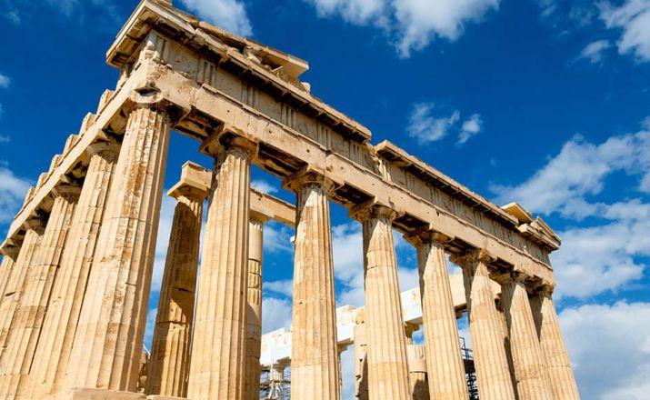 Familien-Segeltörn in Griechenland ab/an Athen SAILORAMA Segelreisen 1