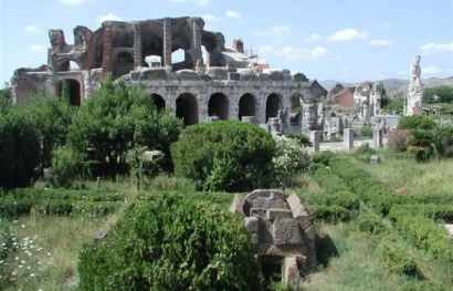 Quer durch Kampanien, Basilikata und Apulien