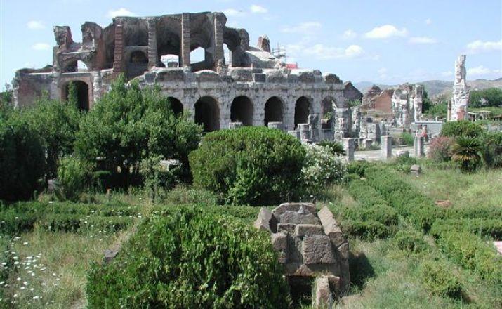 Quer durch Kampanien, Basilikata und Apulien UHK Spezialreisen Italien UG (haftungsbeschränkt) & Co.KG 1