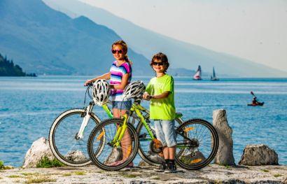 Radreise Südtirol für Familien