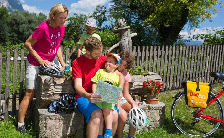 Tauern-Radweg Sternfahrt für Familien Euroaktiv - Eurofun Touristik GmbH 1