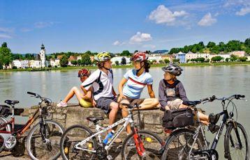 Wien Radreisen 8 Tage ab 495 €