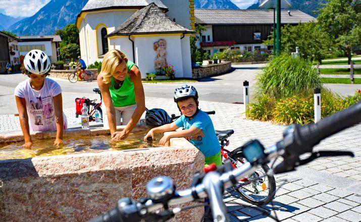 Tauern-Radweg für Familien Euroaktiv - Eurofun Touristik GmbH 1