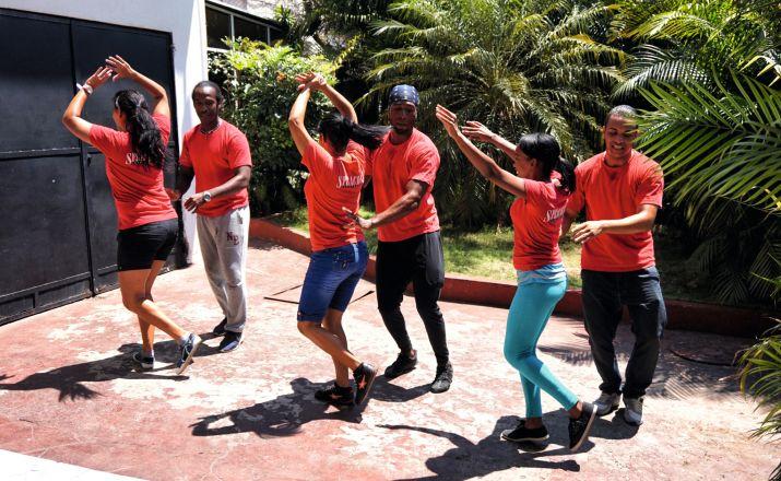 Tanzreise Kubas Rhythmen Sprachcaffe Reisen GmbH 1