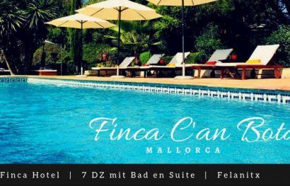 Mallorca Fincaurlaub für Familien & Freunde