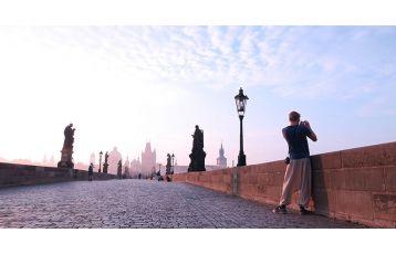 Karlsbrücke - Morgenfotografie