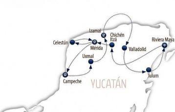 Yucatan Highlights