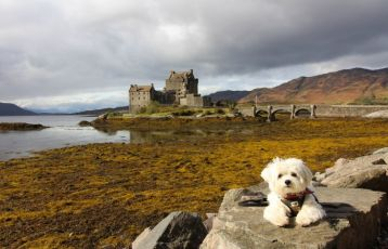 | Eilean Donan Castle