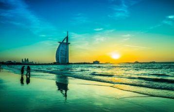 Dubai Kurzreisen 5 Tage ab 1.140 €