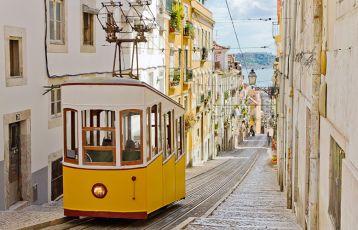 Lissabon Städtereisen 4 Tage ab 649 €