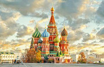 Russland Rundreisen 7 Tage ab 1.349 €
