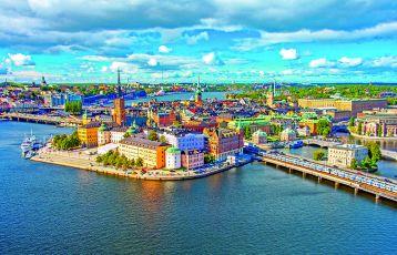 Stockholm Städtereisen 4 Tage ab 669 €