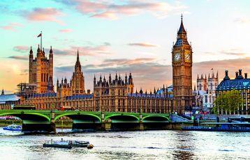 London Städtereisen 4 Tage ab 619 €