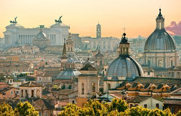 Latium Städtereisen 4 Tage ab 499 €