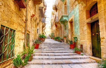 Malta Rundreisen 8 Tage ab 429 €