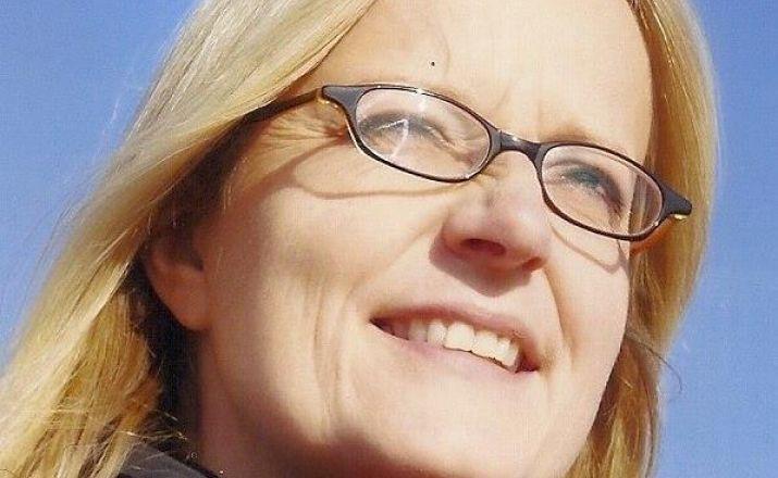 Ihre Yoga-Lehrerin Eva Maria Hauck