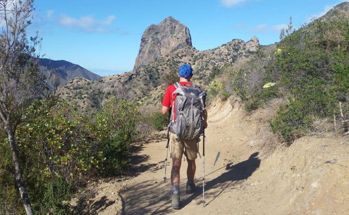 Panoramaweg auf La Gomera