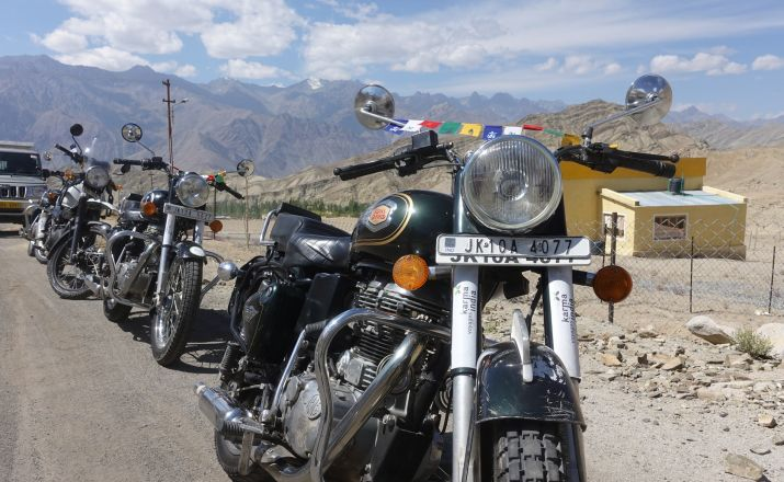 Sonderreise Ladakh - Mit dem Motorrad auf dem Dach der Welt Designer Tours (Germany) 1