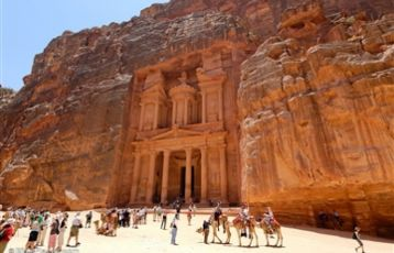 Jordanien Studienreisen 8 Tage ab 1.799 €