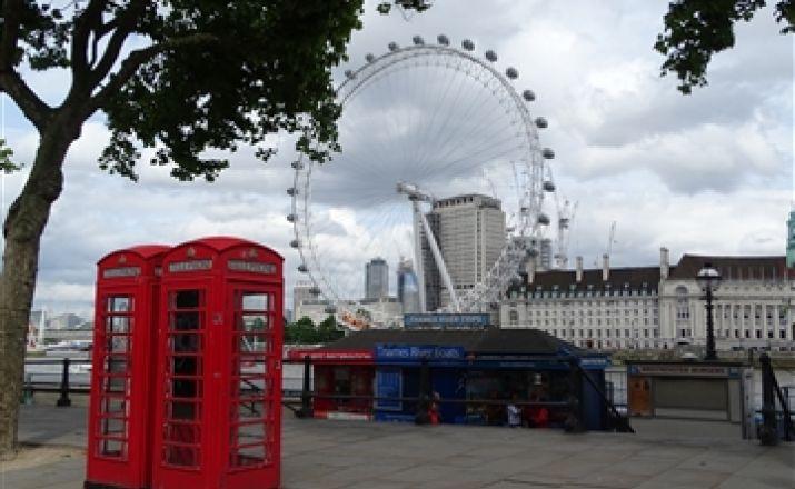 London on foot - Insider-Walkingtour Designer Tours (Germany) 1