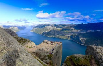 Preikestolen, The Pulpit Rock