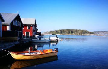 Bönhamn, Schweden