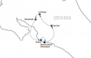 Höhepunkte Costa Rica
