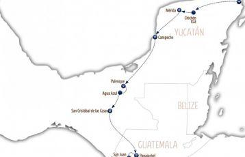 Auf den Spuren der Mayas - Teil 1