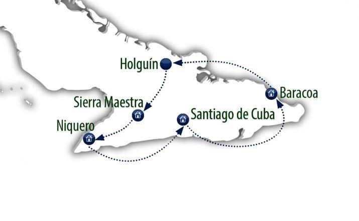 Naturwunder Ost-Kubas