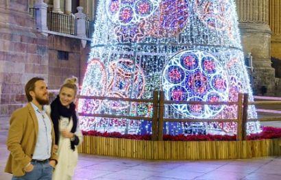 Málaga - Silvester unter der Sonne Andalusiens