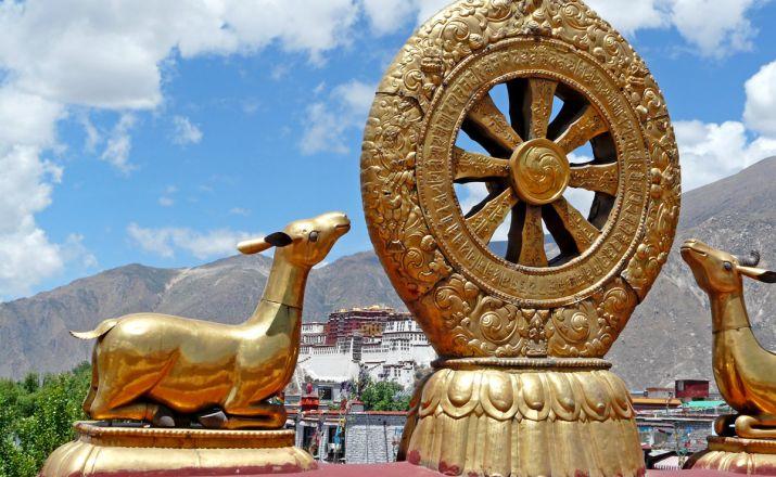 "CHINA/TIBET: ""Overland"" Sichuan & Tibet MOSKITO Adventures 1"