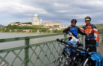 Gemütliche Radkreuzfahrt Passau - Budapest - Passau