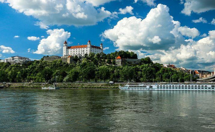 Klassische Radkreuzfahrt Passau-Budapest-Passau mit der MS Primadonna Donau Touristik 1
